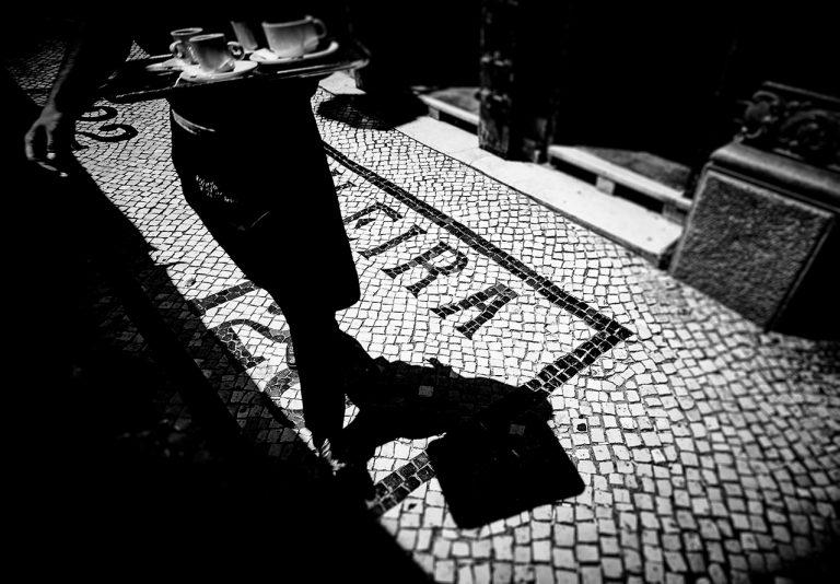 Café A Brasileira, Lisbon