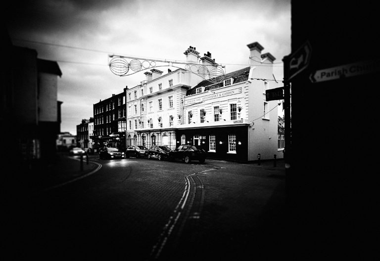 The Royal Albion Hotel, where Charles Dickens wrote part of his novel Nicholas Nickleby