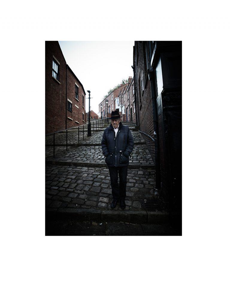 Gyles Brandreth / LS Lowry