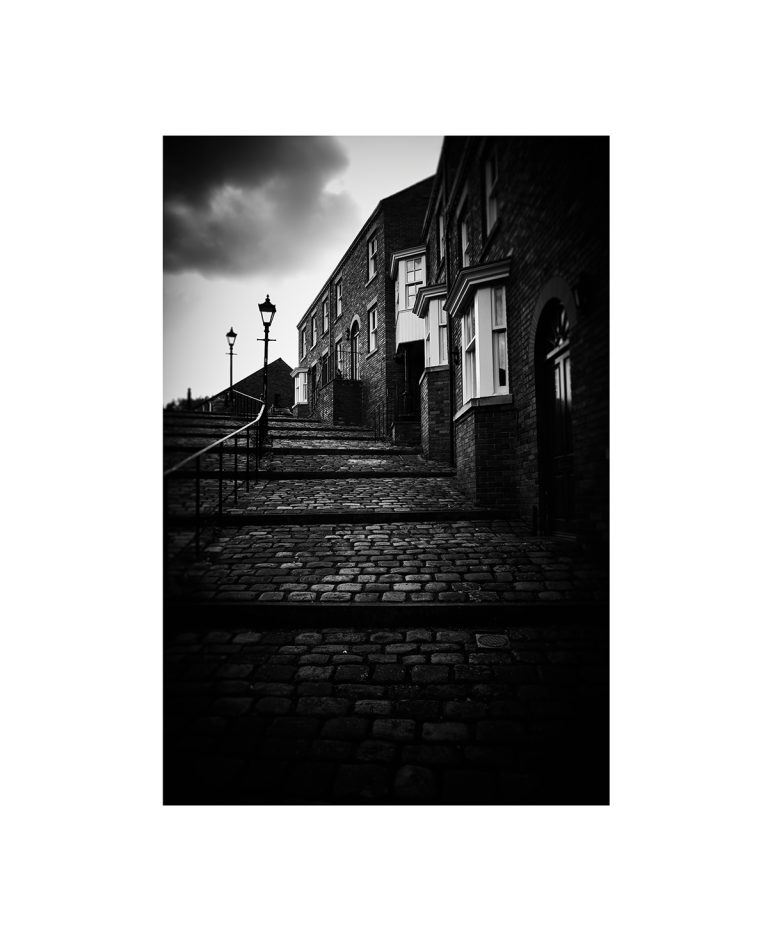 Crowther St – the street that featured in a painting by LS Lowry